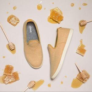Allbirds Merino Wool Tuke Honey Lounger Sneakers